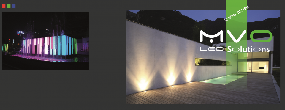 MVO LED Solutions Special Lighting Design